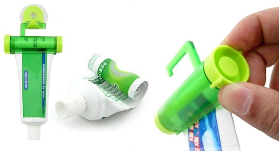 Product Image: rolling-toothpaste-squeezer-and-hanger-gadget