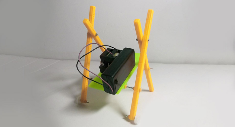 Cool Bug Toys : Diy assembly robot insect cockroach toy for children