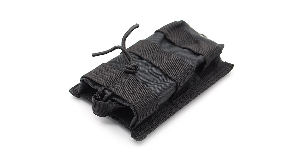 Tactical Kevlar 800D Magazine Pouch for M4A1 / M16 blac