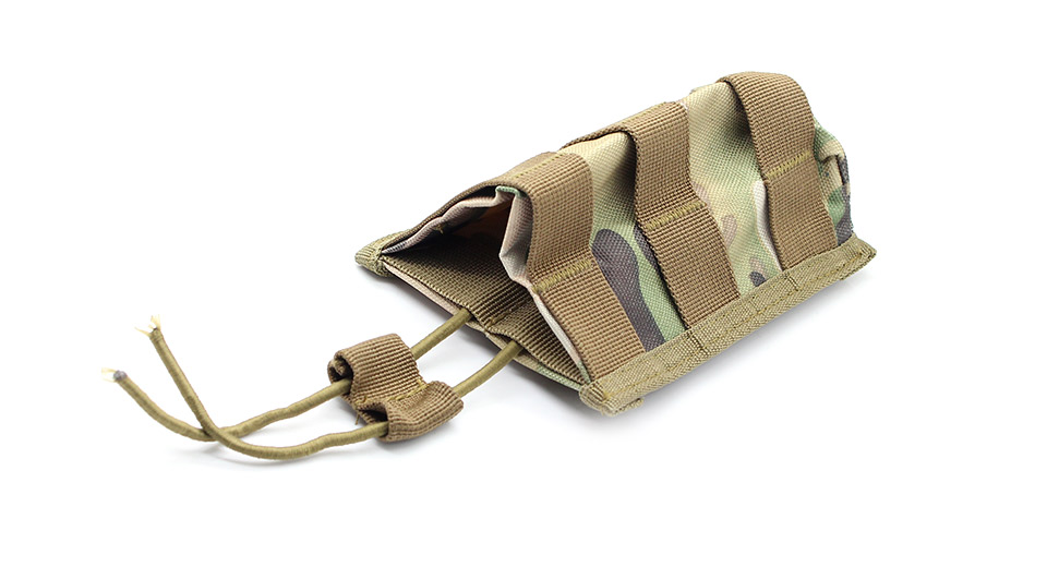 Tactical Kevlar 800D Magazine Pouch for M4A1 / M16 camo