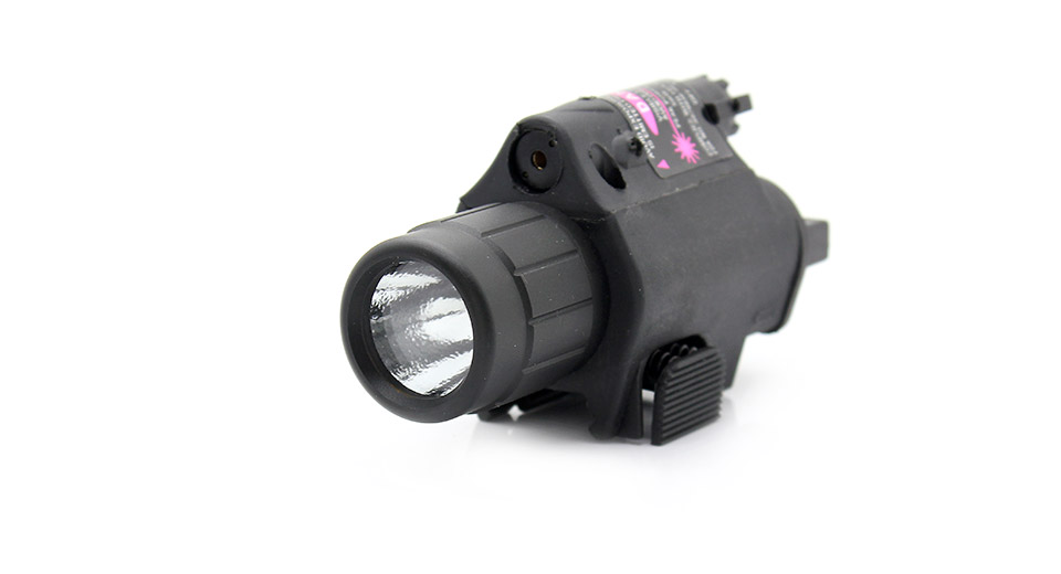 5mW Red Laser Sight with 180LM Cree LED Flashlight for