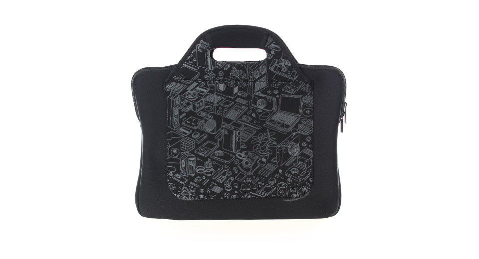 Product Image: protective-nylon-carrying-bag-with-dual-zipper-clo