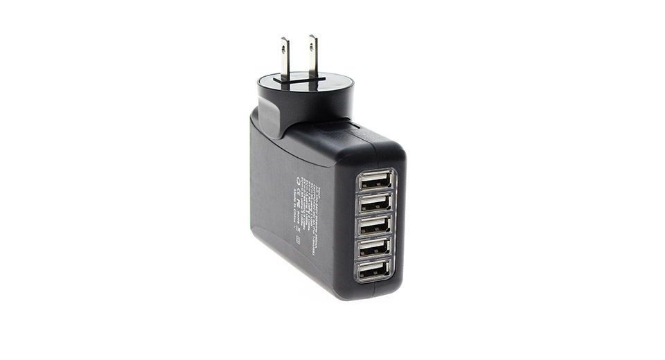 Product Image: universal-3000mah-ac-power-adapter-5-port-usb