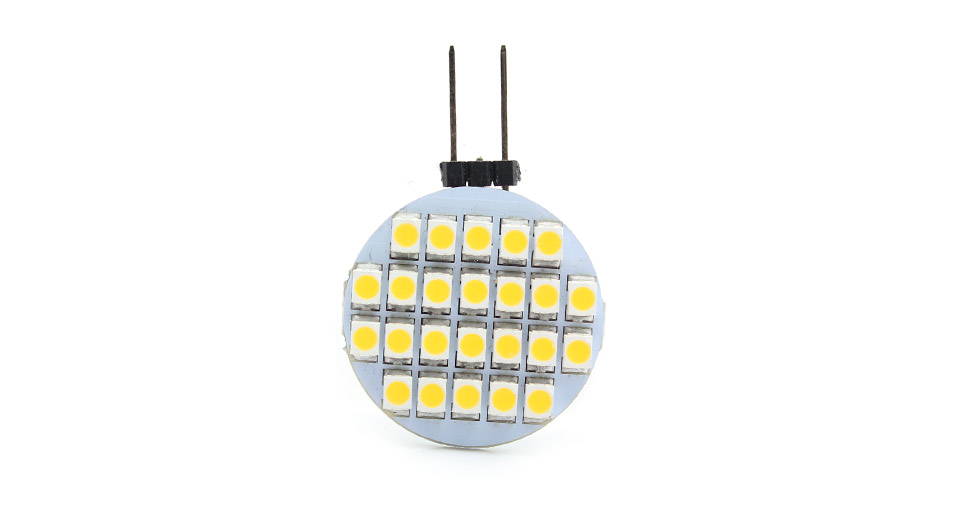 Product Image: g4-0-7w-272-lumen-3200k-3528-24-smd-led-warm