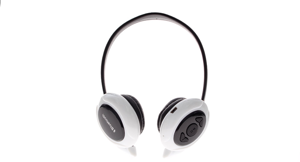 BT-968 Hi-Fi Stereo Wireless Bluetooth Handsfree Headse