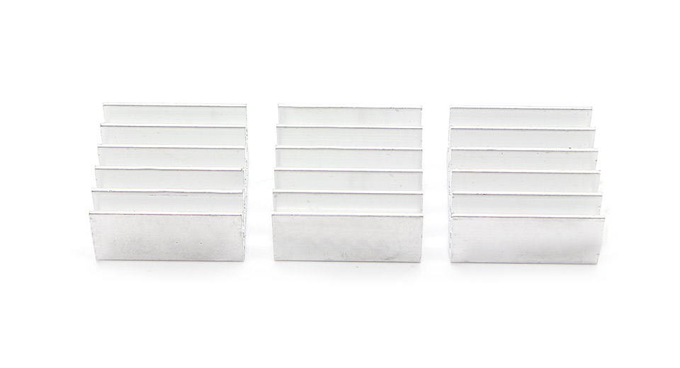 Product Image: 303015mm-aluminum-heatsink-3-pack