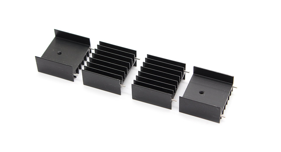 Product Image: 3032165mm-aluminum-heatsink-4-pack