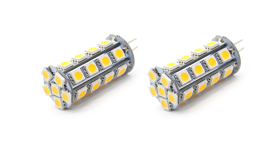 Product Image: g4-3w-5-cob-smd-300lm-2700-4000k-pure-white-led