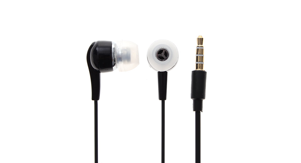 3.5mm In-ear Stereo Earphones with Microphone for Samsu