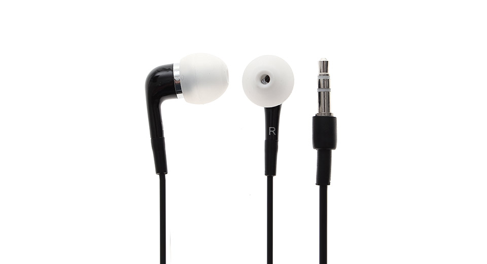 3.5mm In-ear Stereo Earphones with Microphone for iPhon