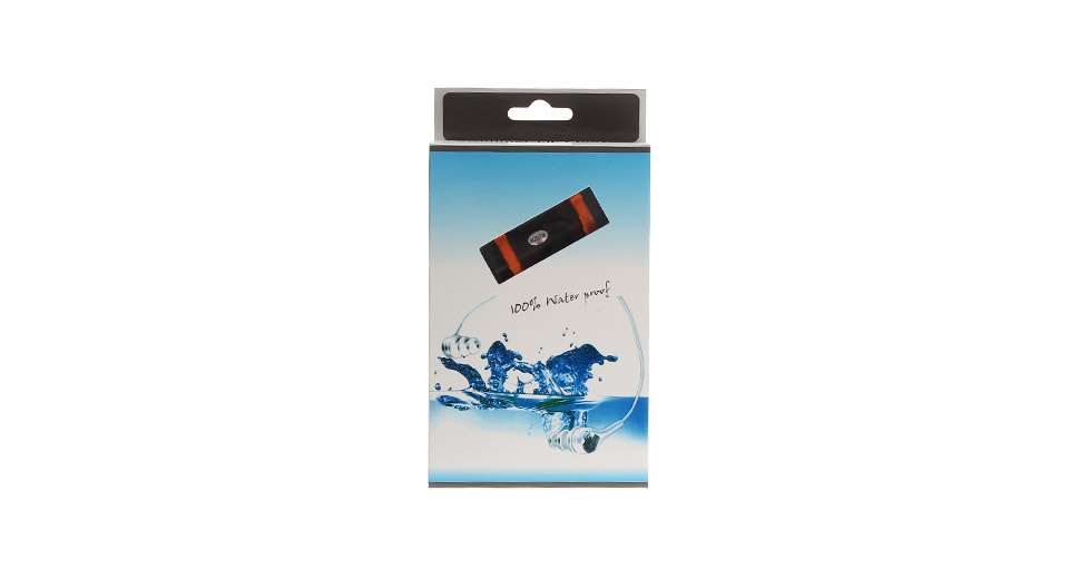Portable Mini Digital Waterproof MP3 Music Player with FM Transmitter (4GB)