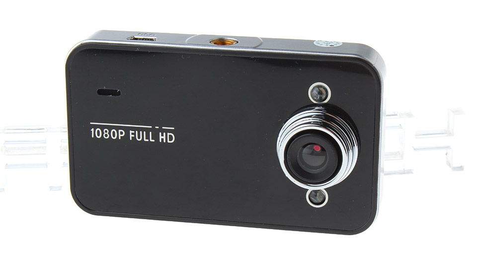 "X3 2.4"" LTPS 1080P 140' Wide Angle Car DVR Camcorder Digital Video Recorder"