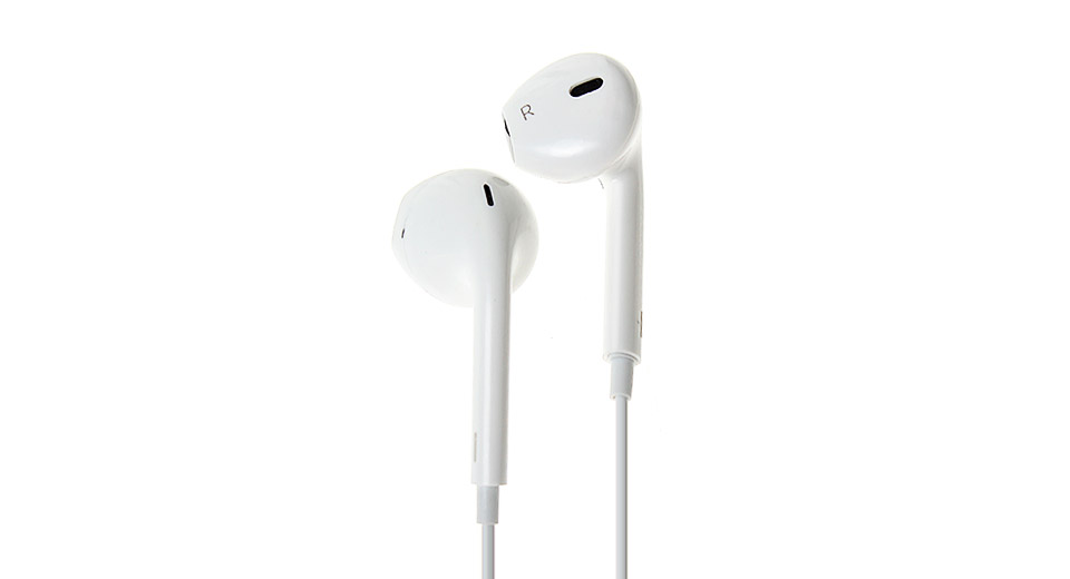 In-Ear Ear Pods Fit-to-Shape Earphones for iPhones with