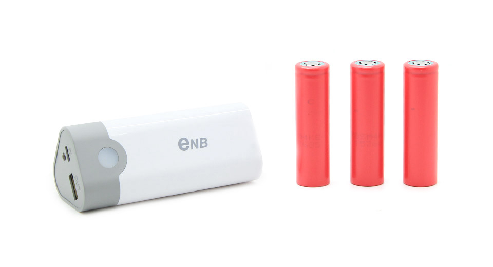 Product Image: enb-enb-tri18650-1a-3-18650-li-ion-battery-usb