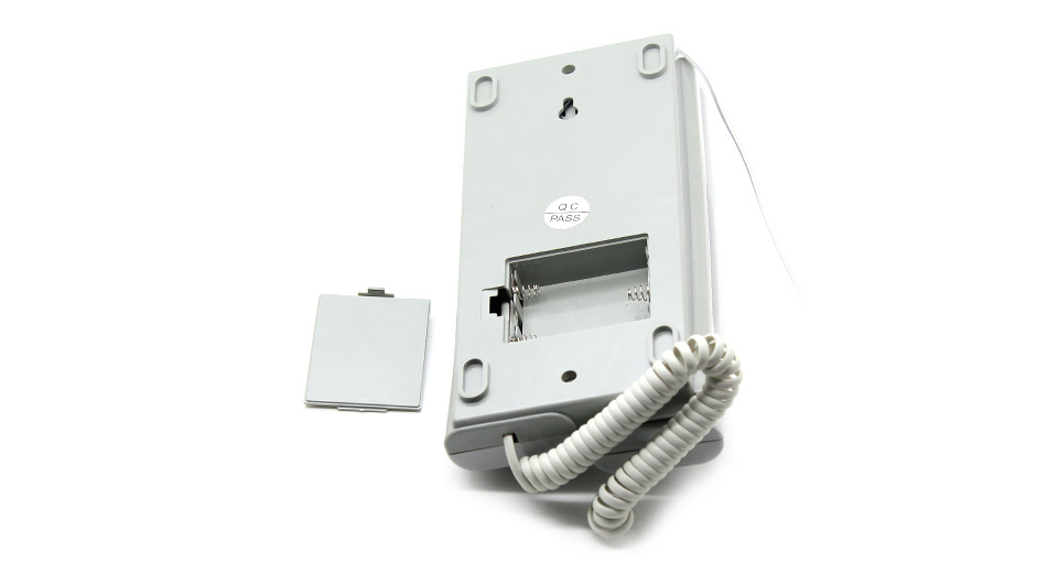 Wired Two-way Interphone Doorbell