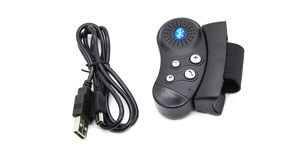 Universal Steering Wheel Bluetooth Handsfree Car Kit