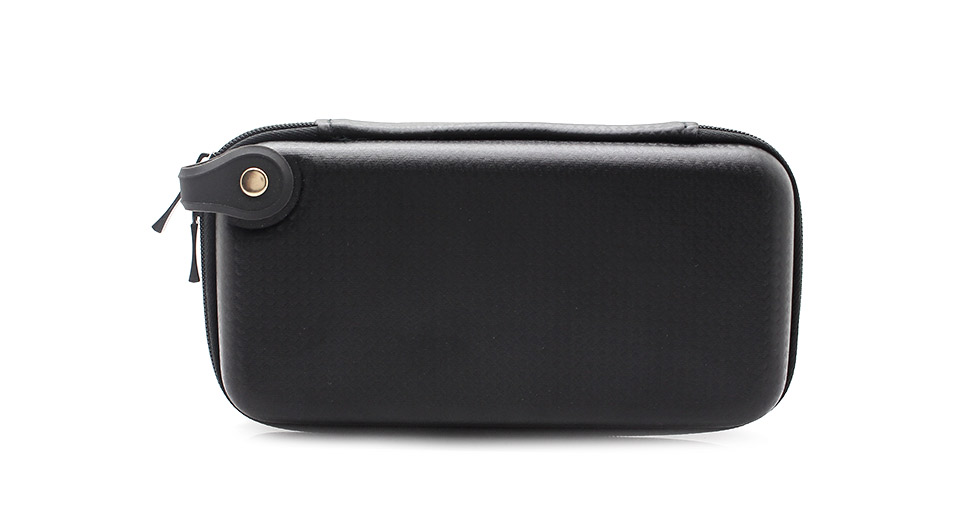 Electronic Cigarette Carrying Zipper Pouch Bag for X6 /