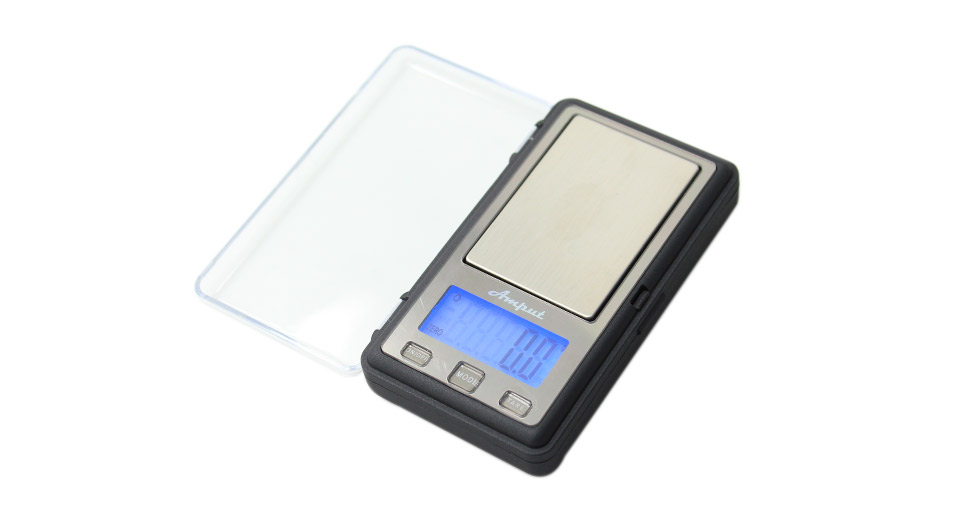 APTP450 Precision Digital Pocket Scale (500g Max) 0.1g