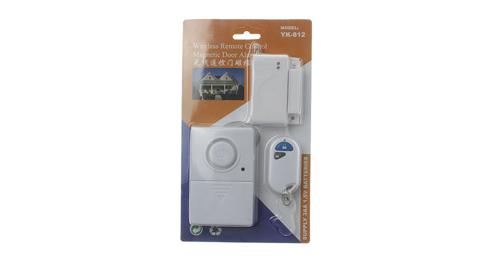 FORECUM FK-9802 Wireless Remote Control Magnetic Door A