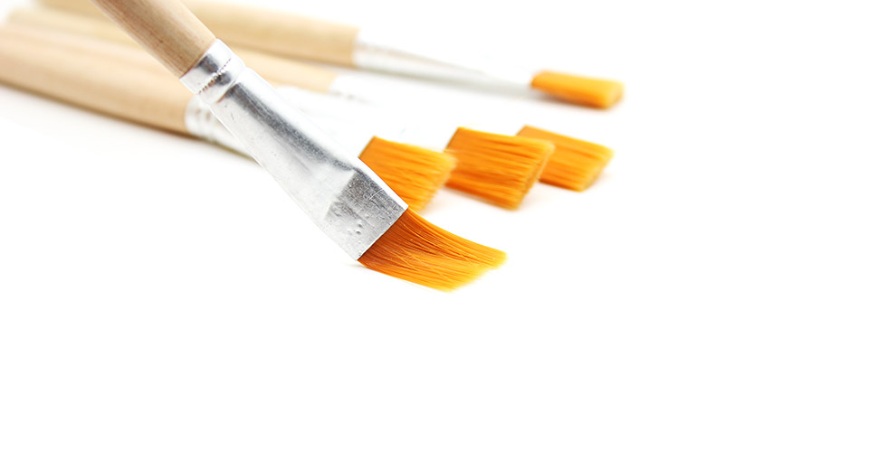 Soft Wool Cleaning Brush (5-Pack)