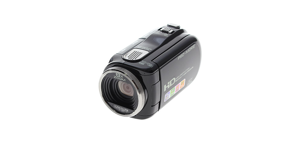 Product Image: hd-c4-27-tft-51mp-cmos-8x-zooming-digital-video-ca