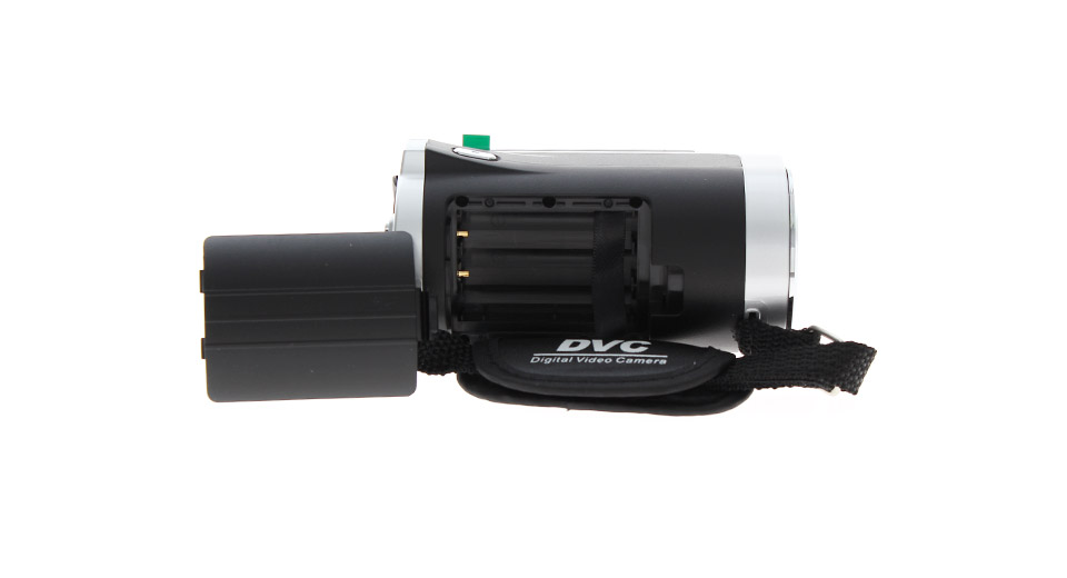 "HDV-828 2.7"" TFT 3MP CMOS 4X Zooming Digital Video Camc"