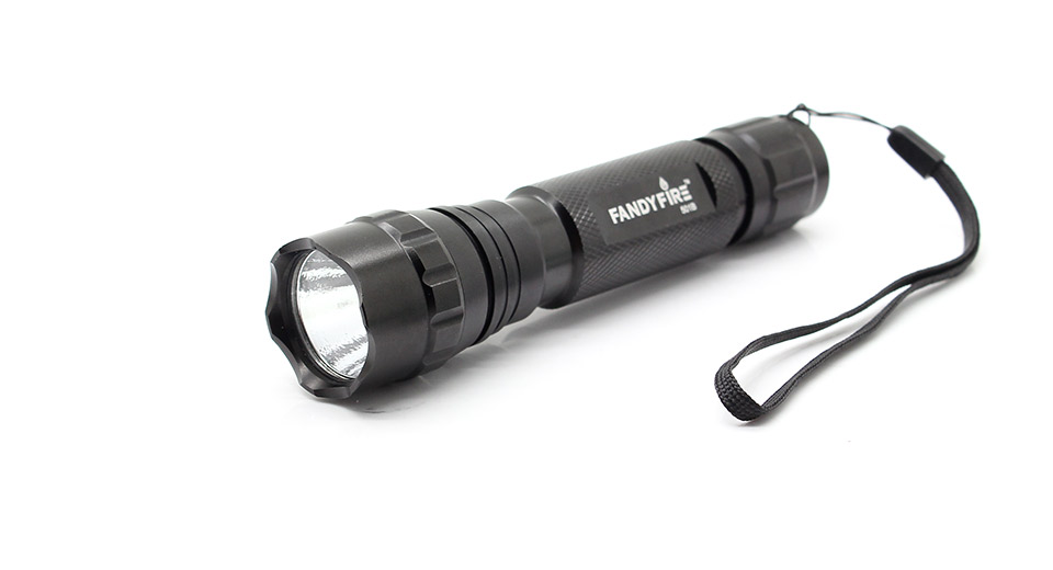 FandyFire 501B Cree XR-E R2 1-Mode 250-Lumen Neutral Wh