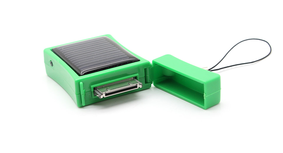 Lighter Style Portable Mini Solar Powered Charger for i