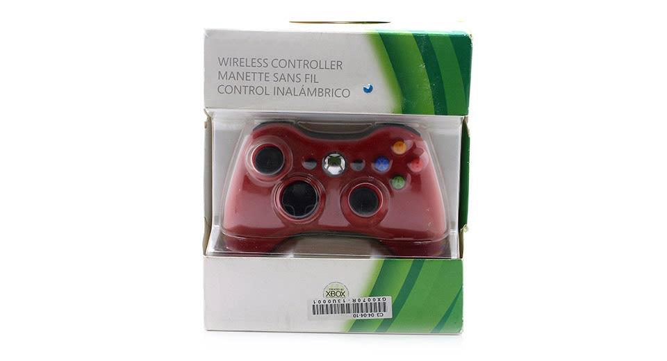 XBOX 360 Wireless Game Controller