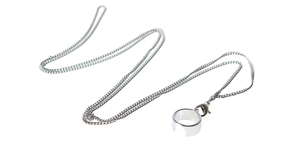 products amazon neck necklace metal id chain x lanyard inches co dp office uk