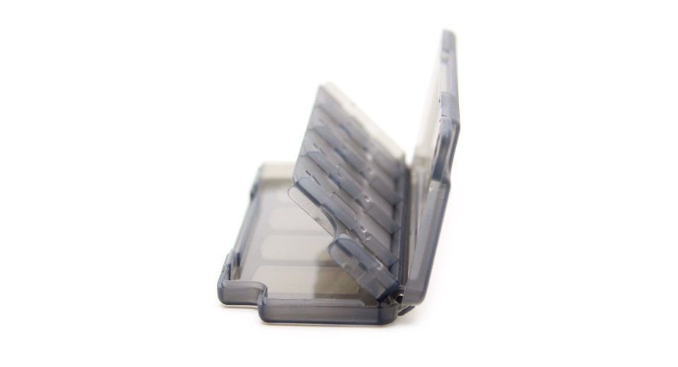 10-in-1 Protective PC Game Card Cartridge Case for PS V