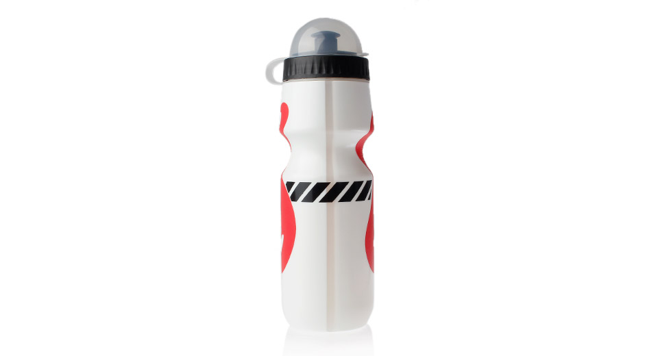 V-Grip H625 Bicycle Bike Plastic Sports Dual-Layer Water Bottle (700ml)