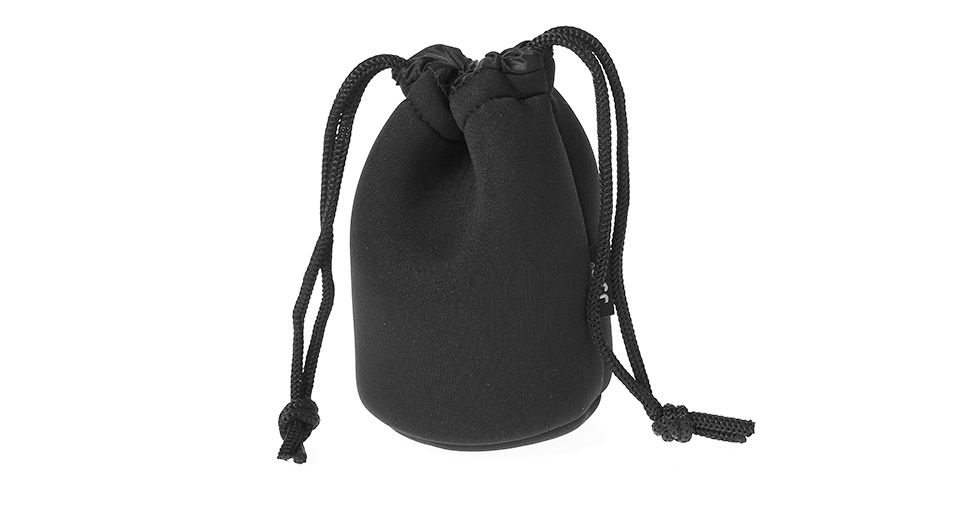 JJC JN-22 Protective Neoprene Pouch Bag for Camera Lens