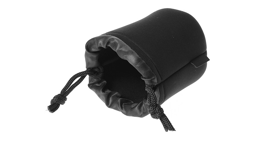 JJC JN-21 Protective Neoprene Pouch Bag for Camera Lens