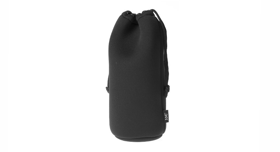 JJC JN-25 Protective Neoprene Pouch Bag for Camera Lens