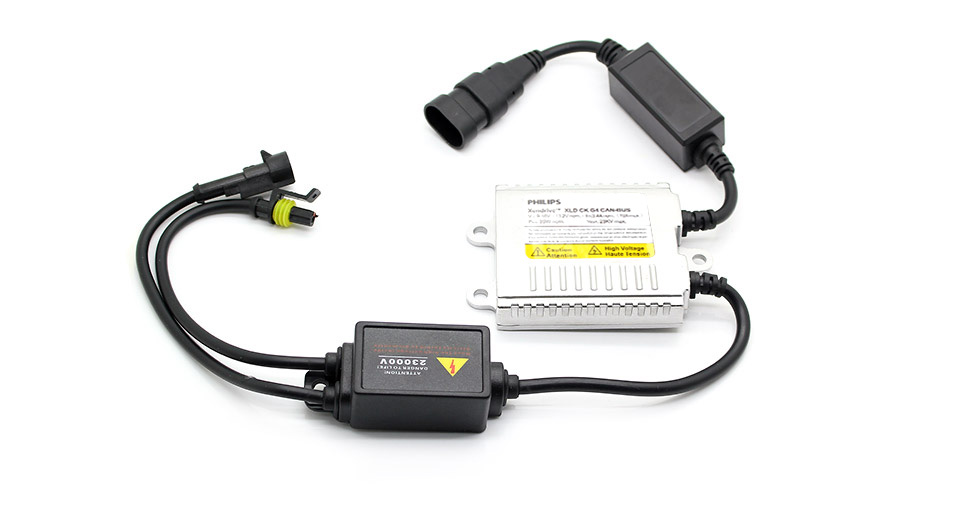 Philips 9-16V 35W Replacement HID Lighting Ballast silv