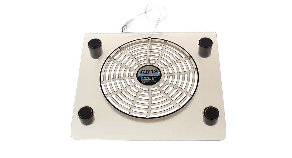 USB Powered Quiet Version Cooling Fan for Laptop transl