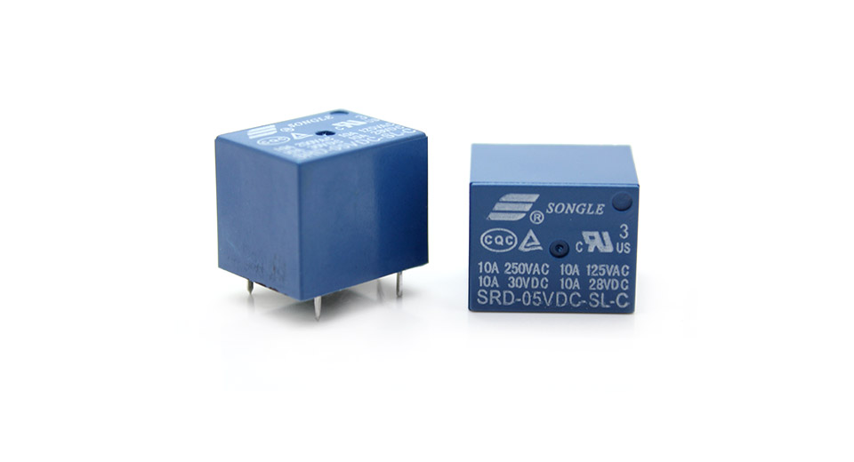 Product Image: songle-t73-5v-srd-5vdc-sl-c