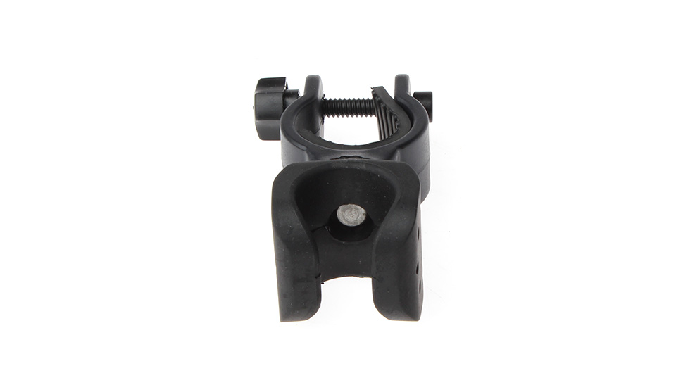 360 Degree Rotation Cycling Bicycle Mount Holder Clamp for Flashlight Torch