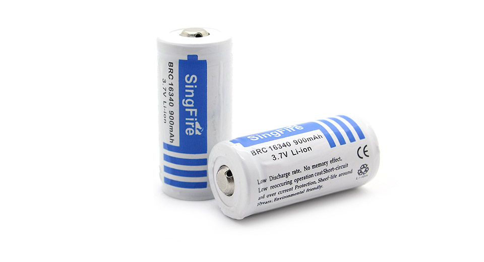 Product Image: 2020-limited-singfire-brc-14500-3-7v-950mah