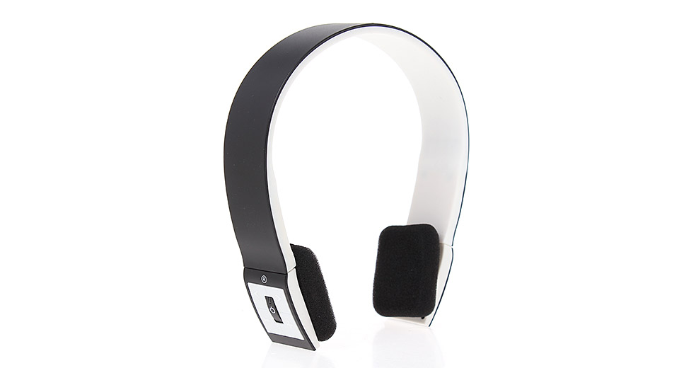 BH-02 Bluetooth 3.0+EDR 2-Channel Stereo Headset black