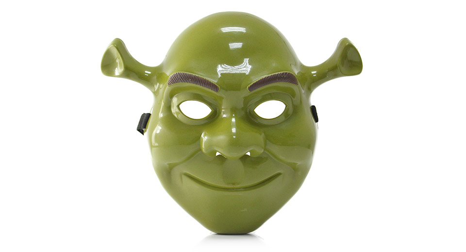 Product Image: full-face-masquerade-shrek-style-halloween-party