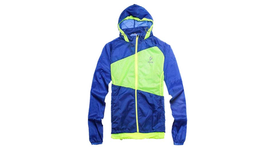 Product Image: arsuxeo-ultra-thin-outdoor-running-nylon-jacket