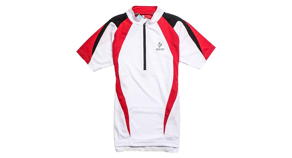 ARSUXEO Oudoor Sports Quick-Dry Polyester Fiber Shirt