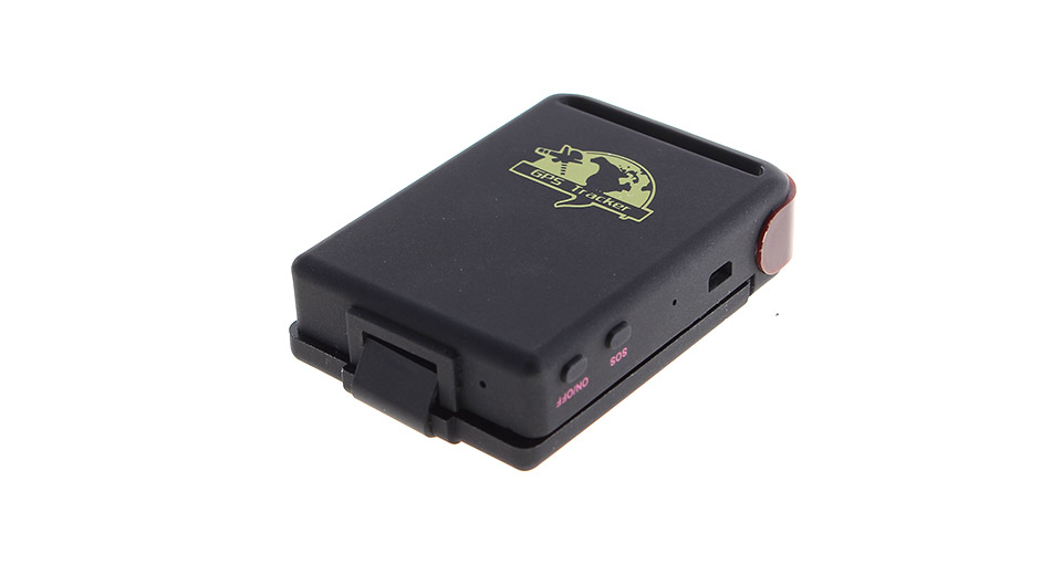 Portable Mini GPS / GSM / GPRS Tracker for Personal Remote Positioning
