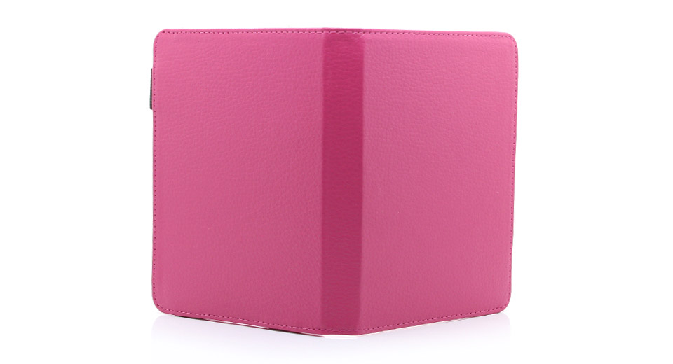 "Protective PU Leather Case for 6"" Amazon Kindle 5 / Kin"