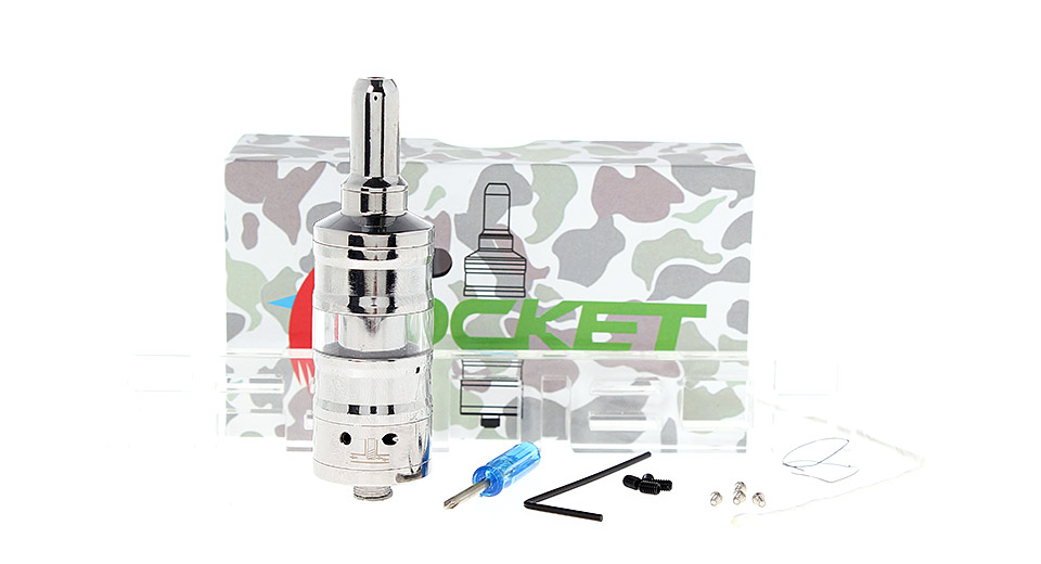 Product Image: rocket-v1-rebuildable-atomizer-kit-5ml