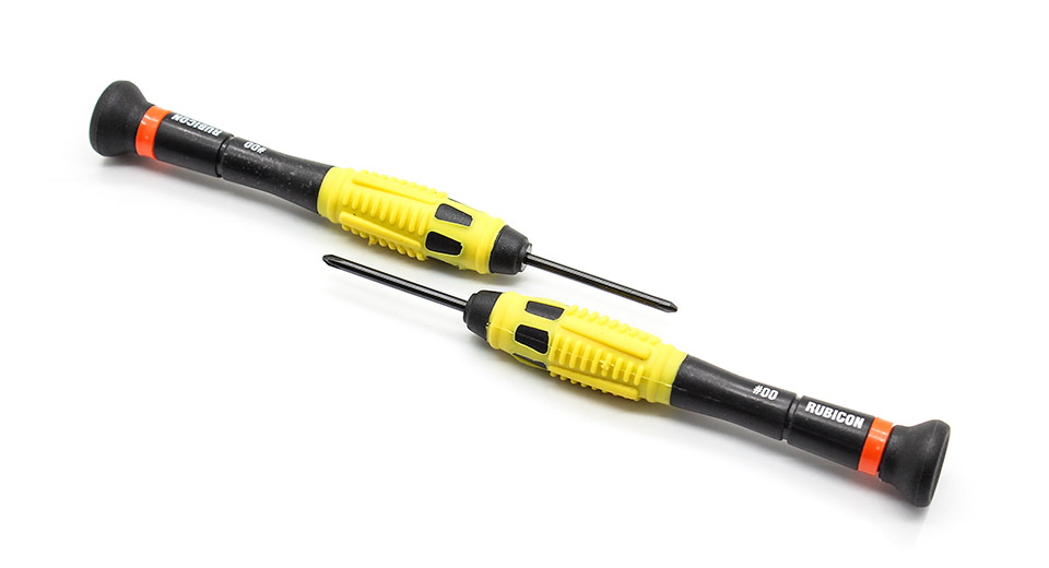 RUBICON Precise Repair Assembly Screwdriver (2-Pack)