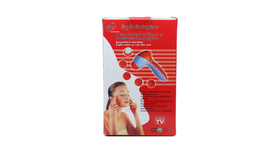 6-in-1 Multifunction Beauty Care Vibrating Facial Massager