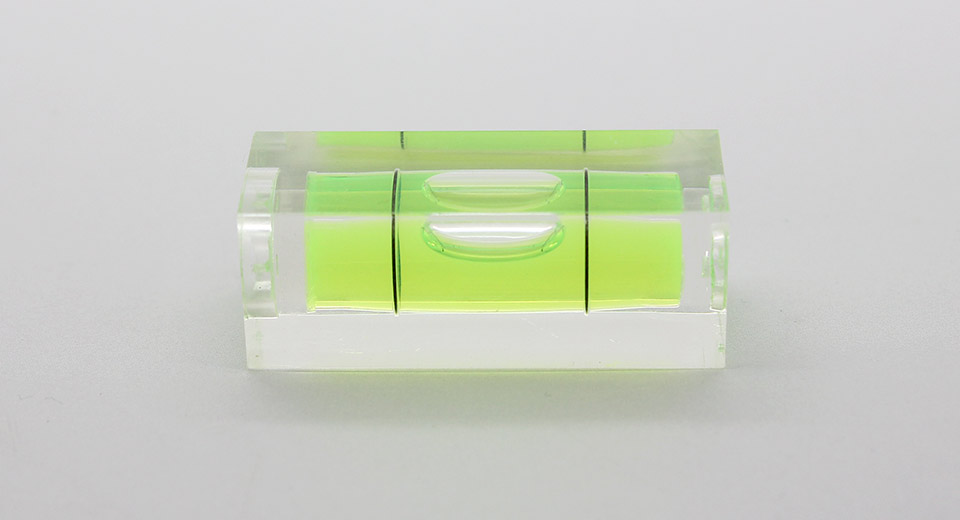 One Axis Hot Shoe Bubble Spirit Level for Camera